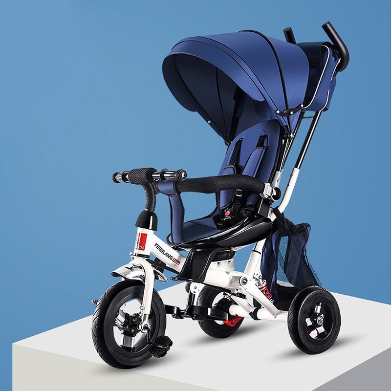 miniatura 38 - Triciclo-con-Capota-para-Ninos-Transformable-Pacifier