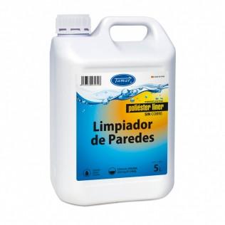 Limpiador de paredes 5 L Poliéster/Liner