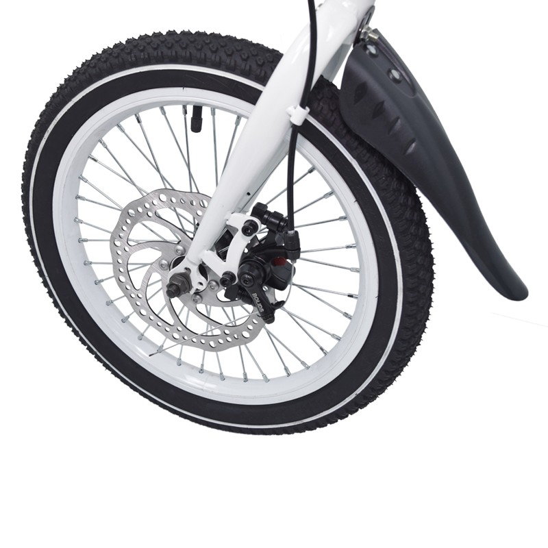 miniatura 24 - Bicicleta-plegable-con-ruedas-de-16-039-039-modelo-Super-Bike