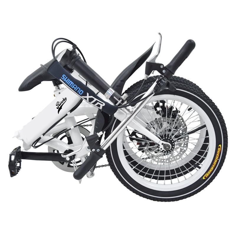 miniatura 17 - Bicicleta-plegable-con-ruedas-de-16-039-039-modelo-Super-Bike