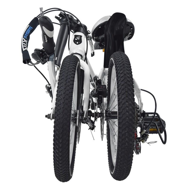 miniatura 18 - Bicicleta-plegable-con-ruedas-de-16-039-039-modelo-Super-Bike