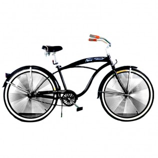 Bicicleta Lady Beach Cruiser Bike Liquidación
