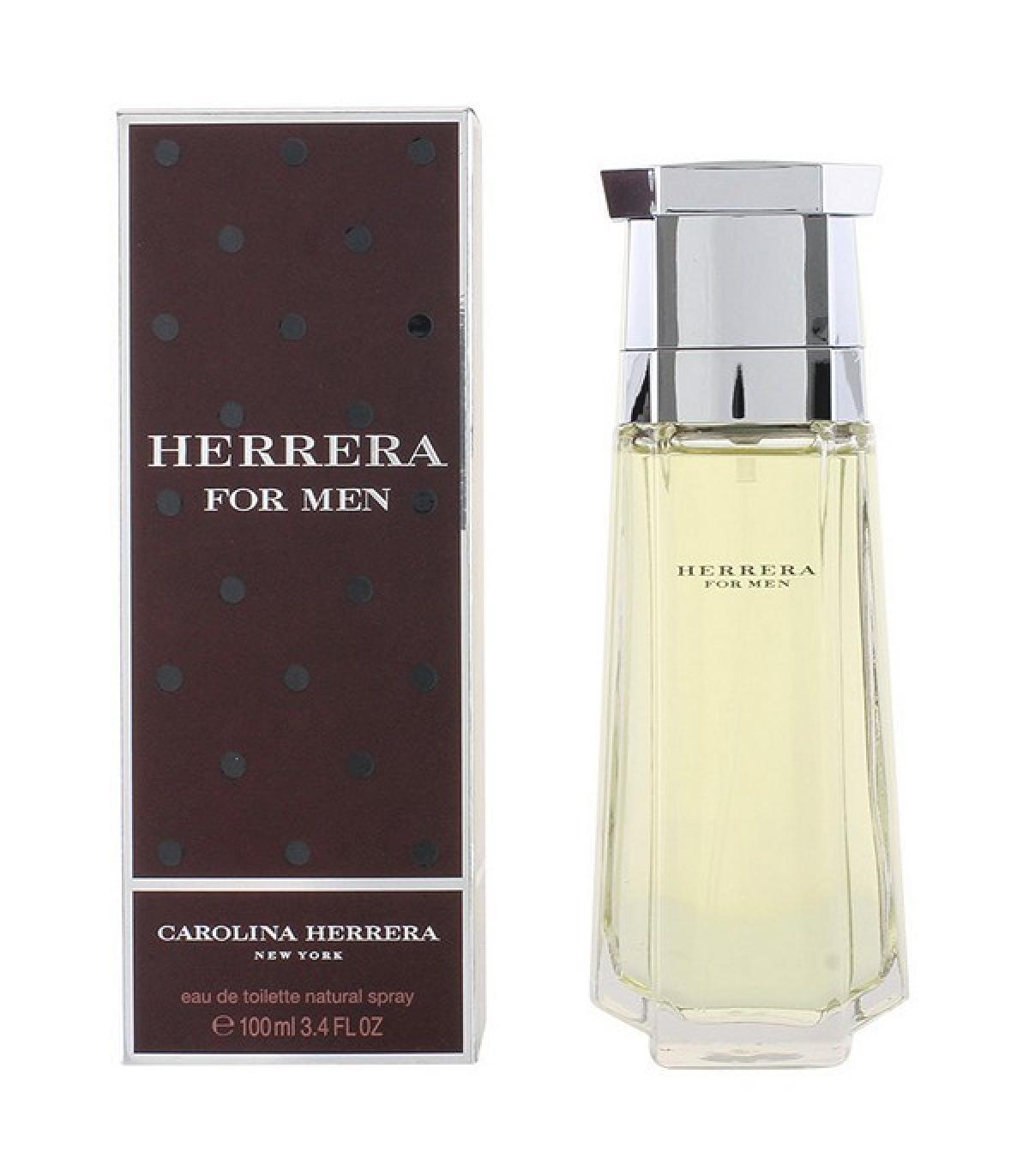 perfume de hombres carolina herrera
