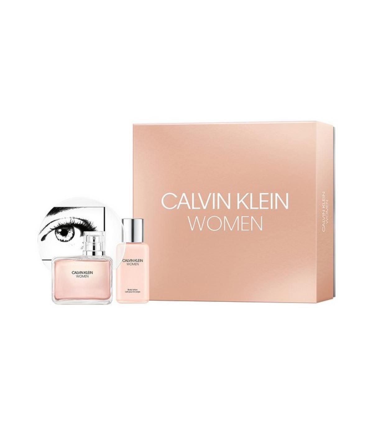 Set De Pcs Perfume Calvin Mujer Klein2 X8w0POkNn