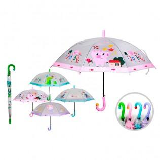 Paraguas para niños con dibujos