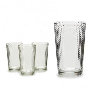 Juego de 4 vasos de 22,5 cl