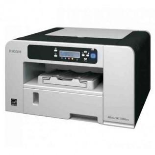 Impresora color a4 ricoh aficio sg 3110dn