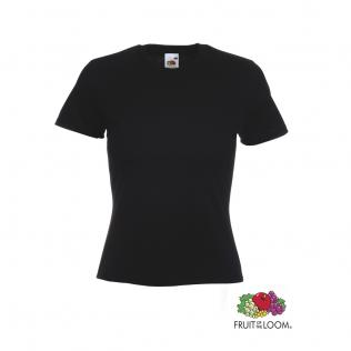 Camiseta Mujer Color Valueweight - Imagen 4