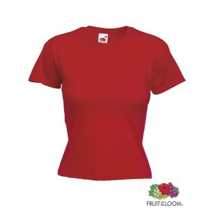 Camiseta Mujer Color Valueweight - Imagen 5