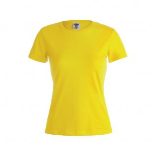 "Camiseta Mujer Color ""keya"" WCS180 - Imagen 1"