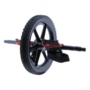 Rueda abdominal pilates Power AB Wheel