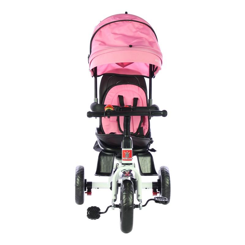 miniatura 19 - Triciclo-con-Capota-para-Ninos-Transformable-Pacifier