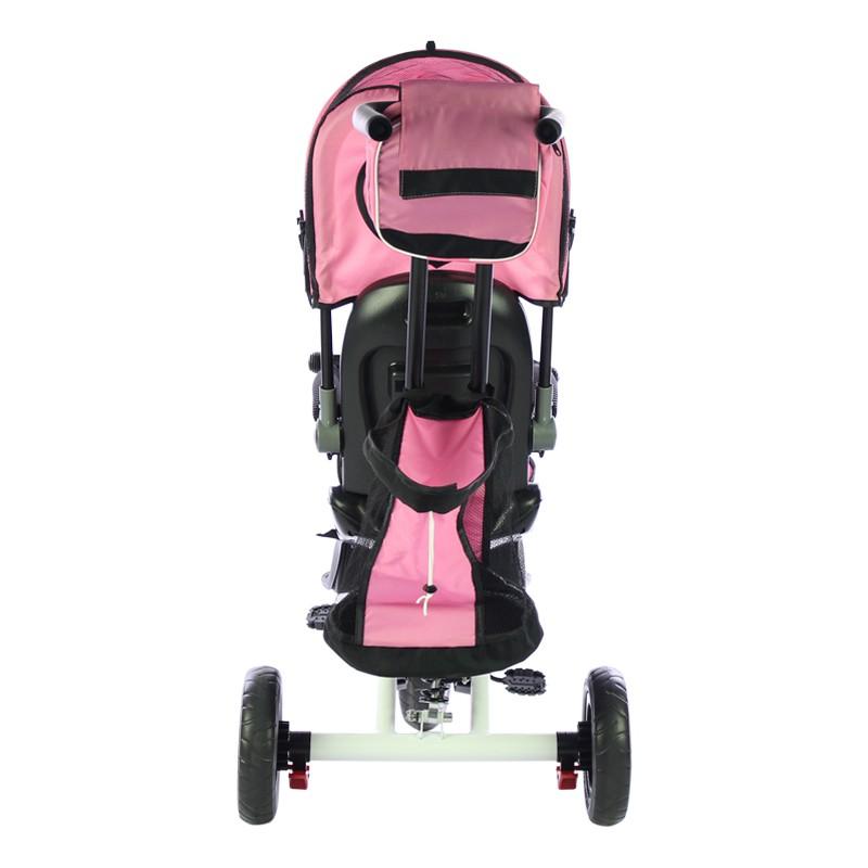 miniatura 21 - Triciclo-con-Capota-para-Ninos-Transformable-Pacifier