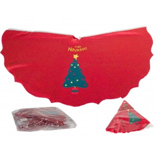 Manta Pie árbol Navidad 90 cm