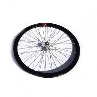 003l rueda delantera bicicleta personalizada fixie talla l