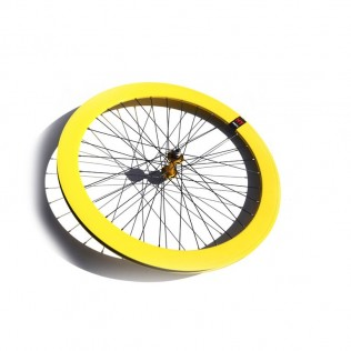 003lurb rueda delantera bicicleta personalizada fixie talla l urbana