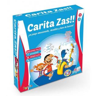 Juego ¡¡Carita Zas!! YO JUEGOO