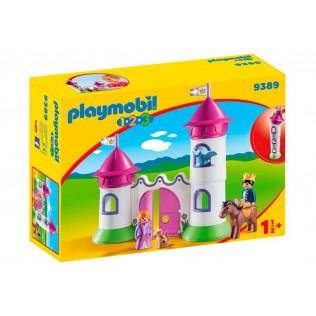 Lote de 2 CUELLOS Negra. CORBATA Playmobil
