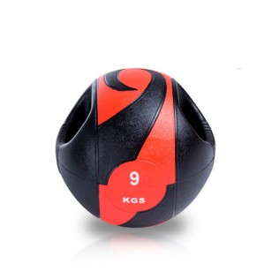 Balón medicinal con agarres