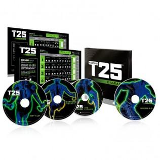 Sistema de ejercicios focus t25 gamma
