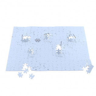 PUZZLE RECTANGULAR 35X26 CM PARA SUBLIMAR PC3526-252