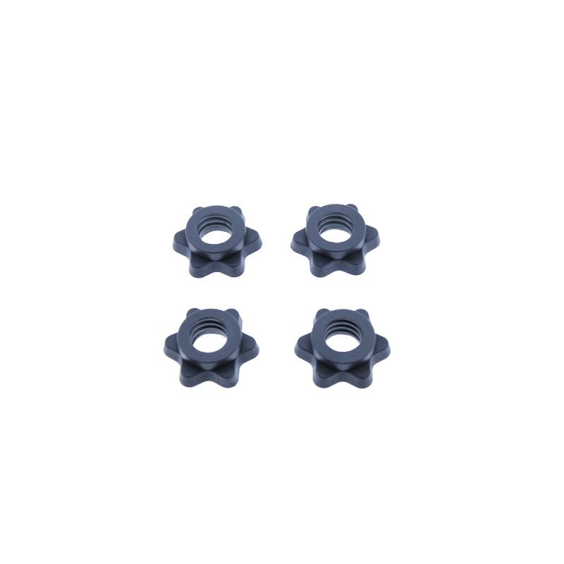 Juego-de-mancuernas-ajustables-con-discos-varios-pesos-Risc miniatura 6